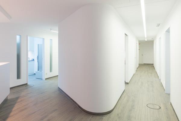 Dermatologie München Praxisräume
