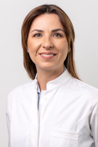 Dr. I. Pantelaki, Fachärztin für Dermatologie und Venerologie
