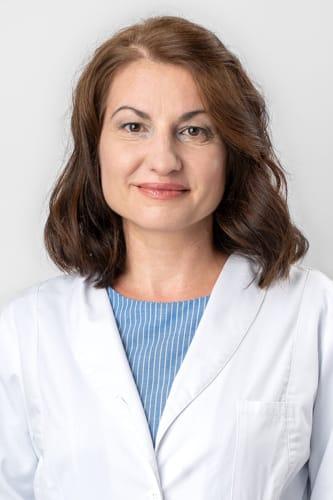 Dr. G. Ilievska, Fachärztin für Dermatologie, Venerologie und Allergologie